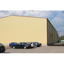Projet d'entrepôt préfabriqué en acier (KXD-SSB1313)