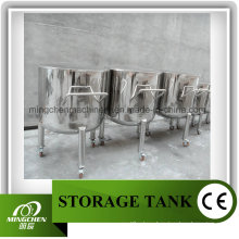 500L Movable Chemical Storage Tank with Open Cover