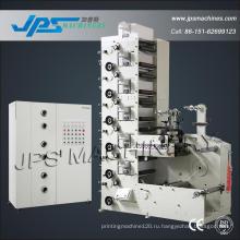 JPS320-6c-B Прозрачная печатная машина для рулонных офсетных печатных машин