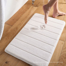 Anti-Slip Hotel/Home Use Towel Bath Mat (DPFT8060)
