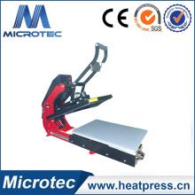 Machine de transfert de chaleur pour les prix de l'usine de Blanks de sublimation plat