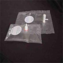 Amostras de líquido gasoso e saco de amostragem de VOCs