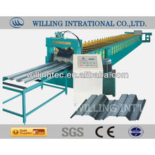 New Type Steel Floor Decking Cold Roll Forming Machine Price