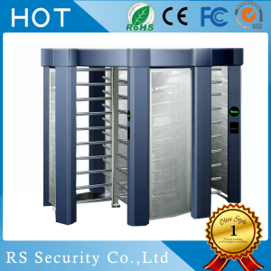 Optical RFID Reader Repository Full Height Turnstile