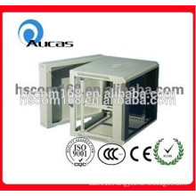 6U 9U 12U wall mounted rack metal enclosure