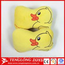 Custom cute yellow duck mini pillows