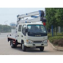 2018 New JAC trailer truck mounted cherry picker