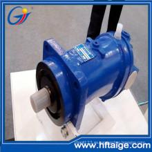 Motor de pistón para aplicación de cabrestante hidráulico