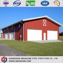 Prefab Steel Structure Warehouse for Machine