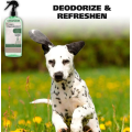 Deodorizing and Refreshing Pet Deodorant for Dogs