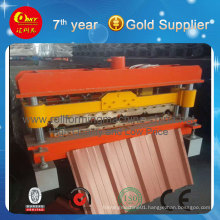 The Type of Roll Forming Machine Making Roof Panel