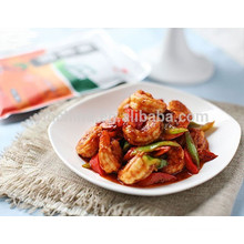 Tomato flavour hot pot seasoning for dishes