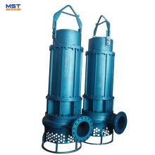 Pompes submersibles à base de solides abrasifs