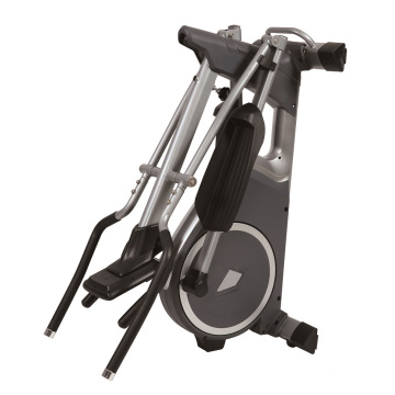 Nouveau Design Elliptique Pliable Cross Trainer Home Use