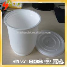 Contenedor de comida de plástico desechable 1000 ml Microondas seguro