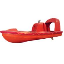 SOLAS F.R.P fast rescue boat 6M length lifesaving rigid boat