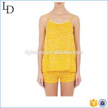 2017 muchachas de la venta caliente al por mayor ropa de dormir invalidación ropa de dormir