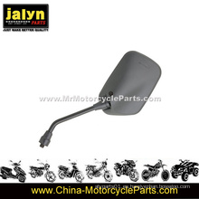 Espejo de Rearview lateral de la motocicleta de los PP de la alta calidad cabe para Suzuki En125