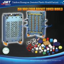 Máquina de fabricación de moldes de tapa de agua de plástico