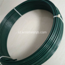 Green Garden Wire Coated Green