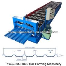 Máquina de formando rolo de parede e telhado de alta qualidade