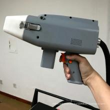 buena calidad máquina de limpieza láser de 500 vatios para la limpieza de mármol