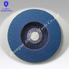 115 * 22mm zircone corindon drap de sable feuille falp disque P80