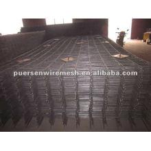 Concrete reinforcing steel mesh panel
