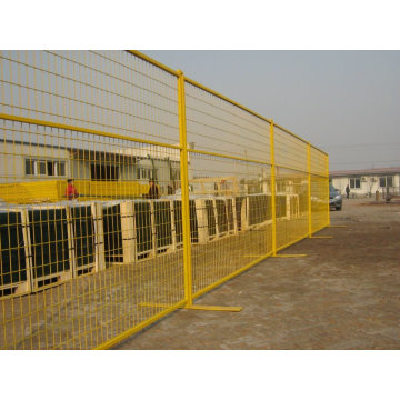 PVC Coated Wire Mesh Fence Supplier