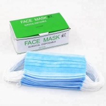 3 ply mask sterile sugical medical jenis 2r