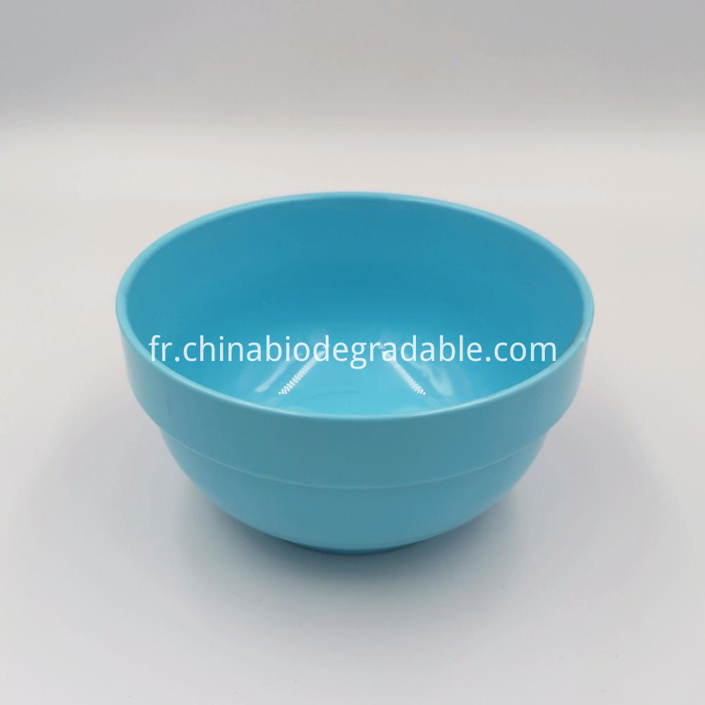 Compostable BPA-free Heat Resistant Tableware Non-toxic Bowl