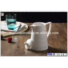1000ml ceramic drinking coffee water pot wholesale