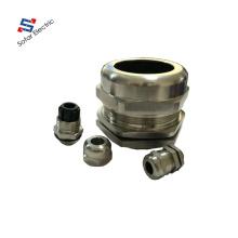 Watertight IP68 SS316 304 Stainless Steel Metal Cord Grip