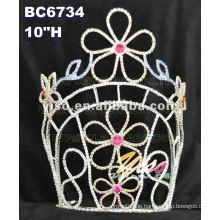 Festzug große Tiara Krone