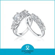 Anneaux de mariage de couple d'engagement (SH-R0590)