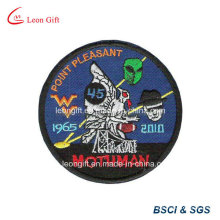 Embroidered Badge Custom Logo Embroidery Patch Lapel Pin