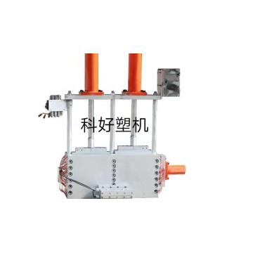 Экструзионный фильтр для смены экрана гидравлической электрической машины