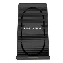 Großhandel 10W5V9V N800Vertical QI Wireless Ladegerät mit Lüfter