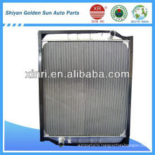 Quality reliable and good price hot sales aluminum radiator for HOWO 0231