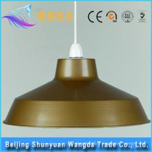 Copper melhor preço, alumínio Material Abajur para quadros de abajur de metal