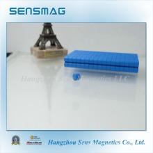N45sh Powerful Permanent Neodymium Motor Magnet with RoHS