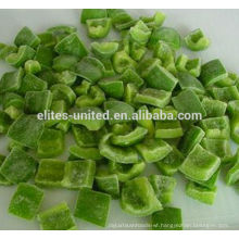 IQF green pepper dice