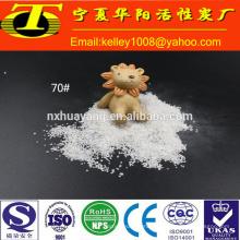 SiO2 99,97% weißer Quarzsand / Quarzsand zum Sanblasten