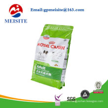 Plastic Standing up Pet Food Bags Dog Food Bags