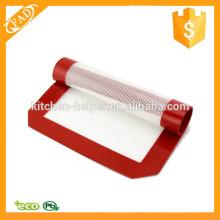 Soft e flexível Eco-Friendly Silicone Baking Liner