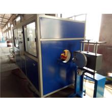 China A mais nova máquina de extrusão de tubo HDPE / linha