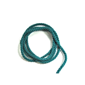 Custom colored cotton twisted cord factory promotion