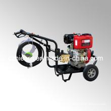 Diesel Engine with High Pressure Washer Injection Gun (DHPW-3600)