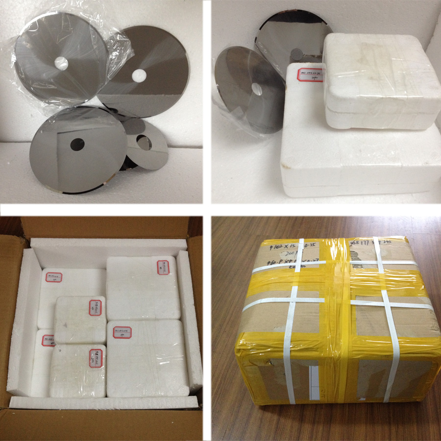 packing-carbide circular knives for tobacco industry