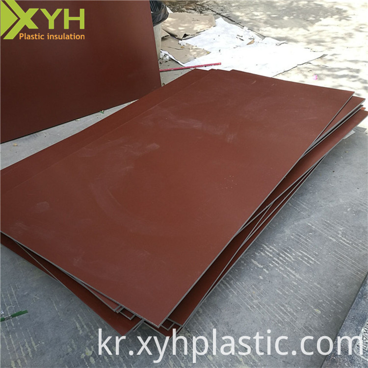 3026 Phenolic Cotton Sheet